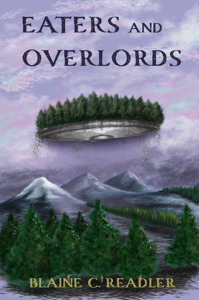 "Book Cover - ""Eaters and Overlords"""