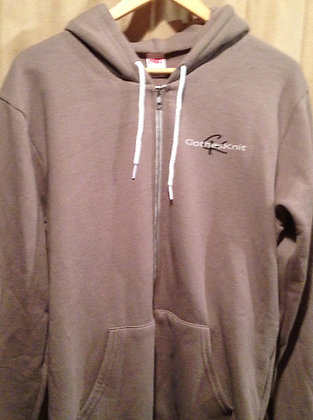 Classic Hoodie - Pewter