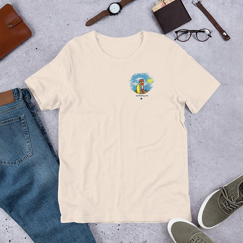 Surfer Dude - Short-Sleeve Unisex T-Shirt