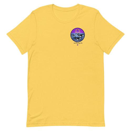 Orcas - Short-Sleeve Unisex T-Shirt