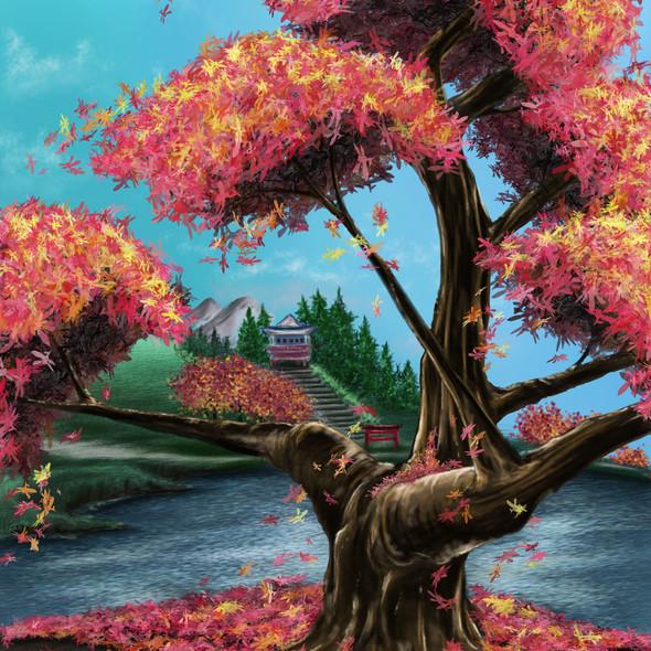A Colorful Fall