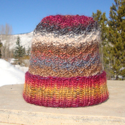 Sunset HandKnit