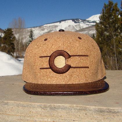 Colorado Cork Snapback