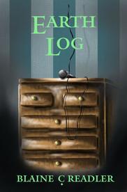 "Book Cover - ""Earth Log"""