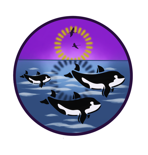 Orcas - T-Shirt Design