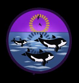Orcas - T-Shirt Design