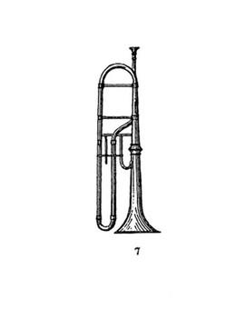 Shéma trompette à coulisse