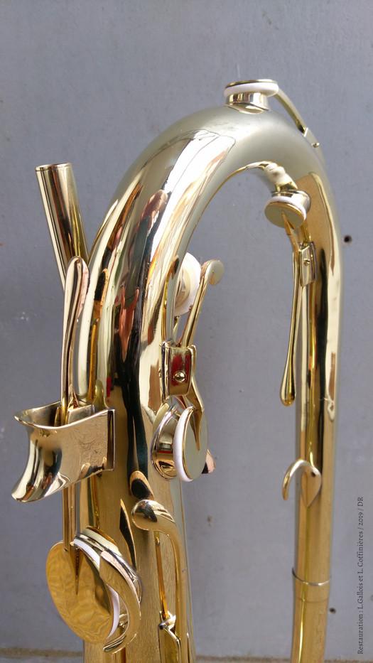 Bugle à clefs Courtois frères