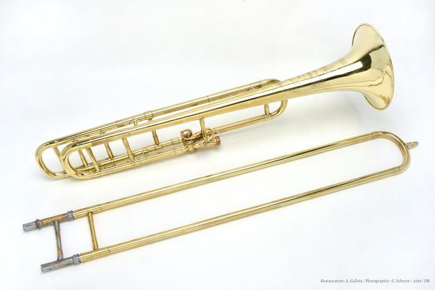 Trombone basse J.Gras