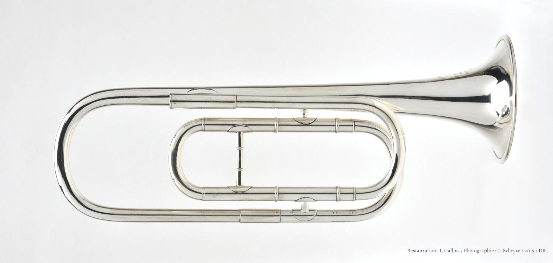 Trompette naturelle Besson
