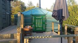 Lake Yurt