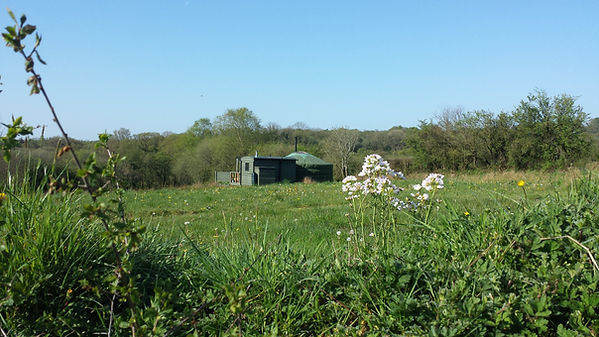 Meadow Yurt