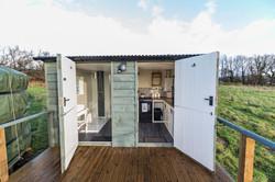 Meadow Yurt Facilities