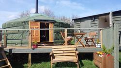 Meadow Yurt