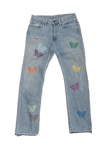 Butterfly LO denim (30/30)
