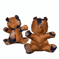 Burberry bears