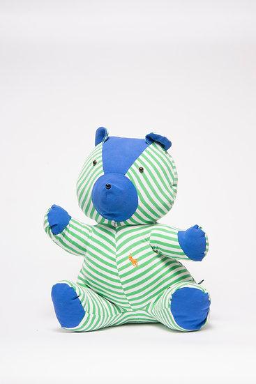 POLO pinstripe BEAR