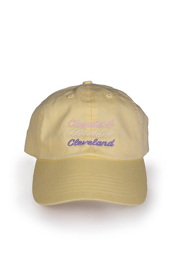 Cleveland Cap .
