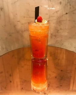 Semaine 33 _ L'irréprochable_- Bourbon_- Bitter Orange_- Passion_- Framboise_- Citron vert_- Tonic__