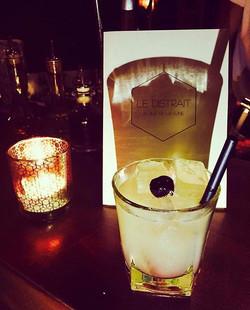 Mericanoss au Distrait, on est jeudi on se laisse embarquer !_#cocktailmaison #barledistrait #regram