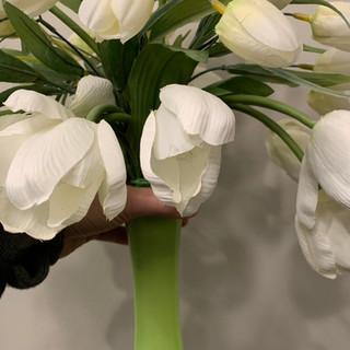 Sugar Vase/Flowers