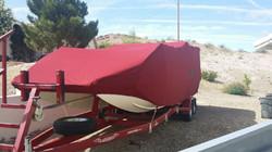 Full Storage Boat Cover