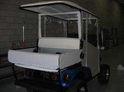 Truck Bed Golf Cart Enclosure
