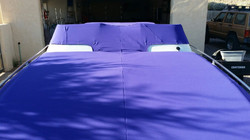 Snap-on Cockpit & Bow Boat Cover