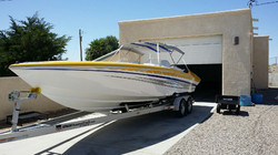 Low Profile Bimini Top