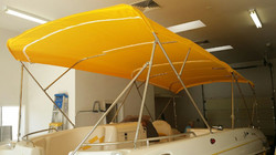 Double Bimini Top