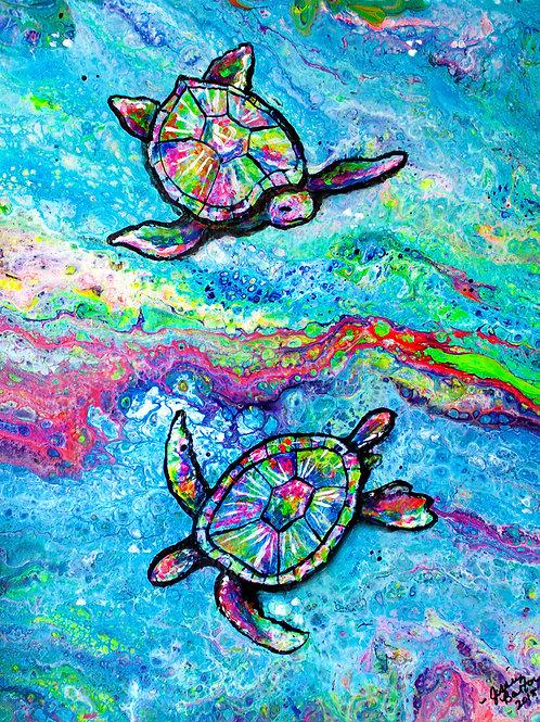 Happy Turtles