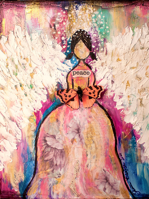 Peace Angel 2