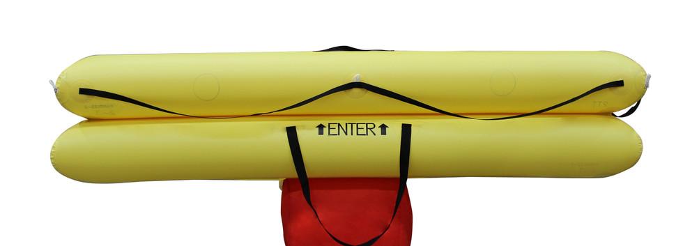 TSO RAF1210 Life Raft
