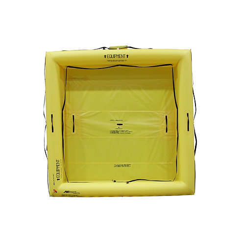 TSO 12 Person Endpack Life Raft with FAR 121 Kit