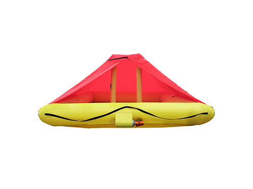 NON TSO 9 Person Life Raft with Standard Plus Equipment Kit