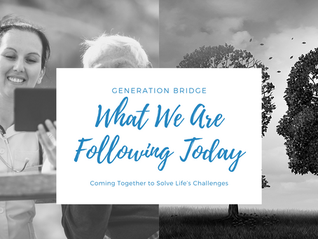 What We're Following Today October 30, 2020: Caregiver Info
