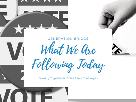 What We're Following Today November 2, 2020: Men's Issues and Voting
