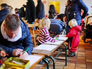 28 January Practical meetings for enrolled families