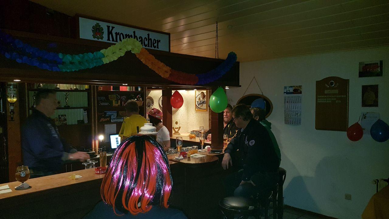 Karnevall 2018 im SV OG Kamen