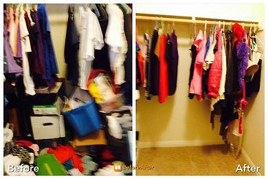 hoarding closet