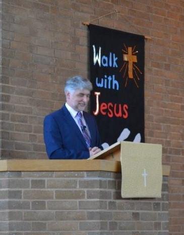 Guest Preacher 28 April