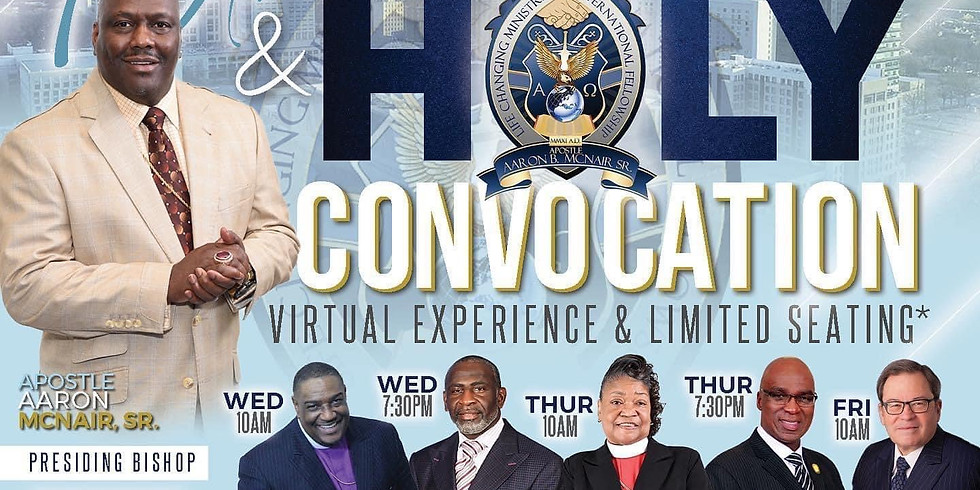 Life Changing Holy Convocation