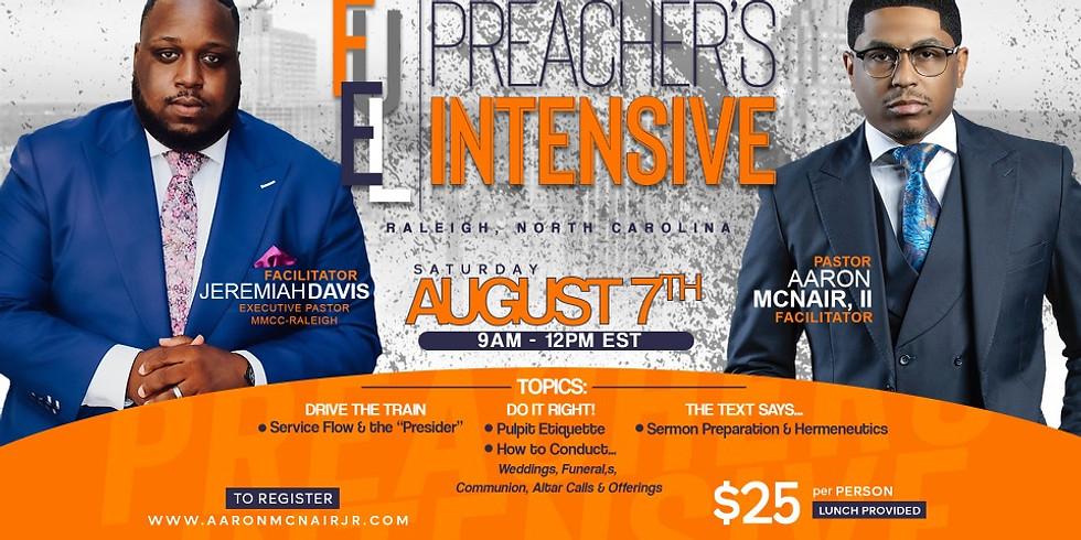 FUEL Preacher's Intensive