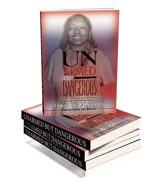 Tawana's UNarmed But Dangerous Books Sta