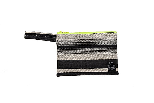 STRIPES BLACK small(25x18)cm