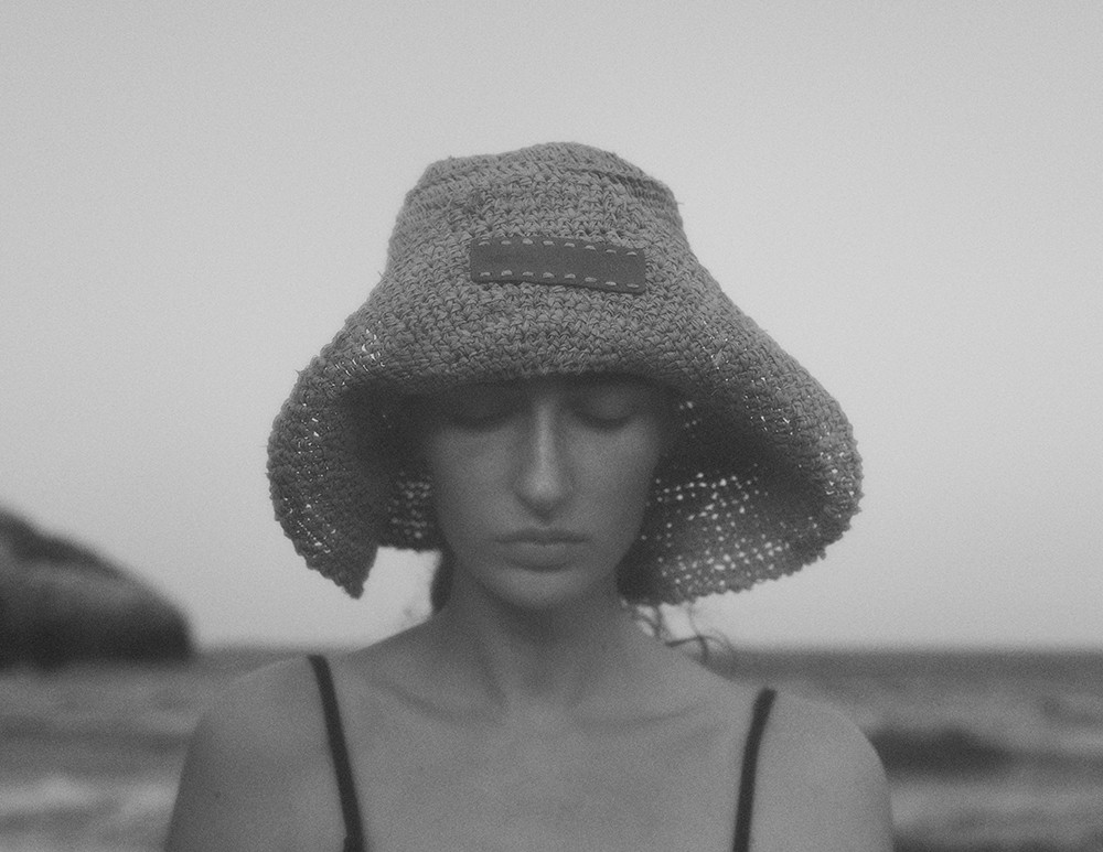 Aire Straw Hat