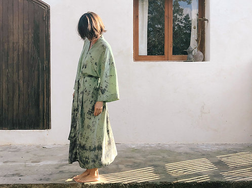 Maxi Kimono n.04 Eclipses Edition