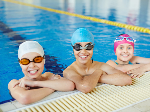 Intermediate Learn-to-Swim