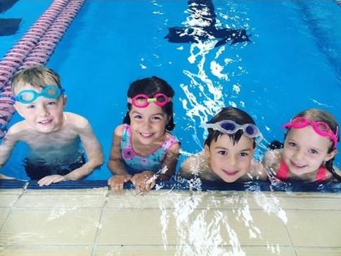 Beginner Learn-to-Swim