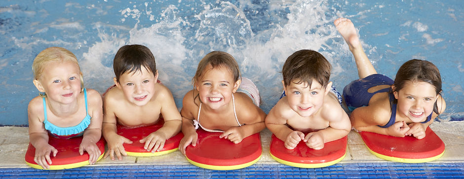 Blue Fin's Happy Swimmers